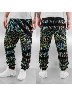 Just Rhyse joggingbroek Tree zwart