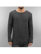 Just Rhyse Jumper Soft Knit grey