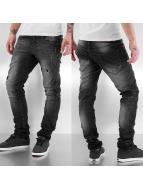 Just Rhyse Shiono Skinny Jeans Dark Grey
