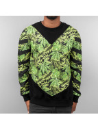 Leaf Sweatshirt Black...