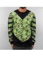 Leaf Sweatshirt Black...