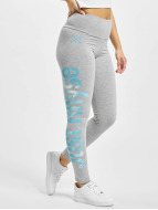 Just Rhyse Unimak Leggings Grey Blue