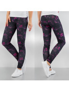 Just Rhyse Leggings/Treggings Penguin czarny