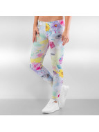 Just Rhyse Leggings/Treggings Flower kolorowy