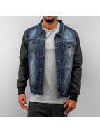 Just Rhyse Lightweight Jacket Jeans blue