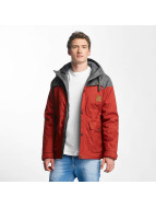 Just Rhyse Manteau hiver Warin rouge