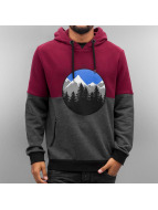 Mountain Hoody Wine Red/...
