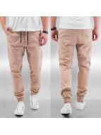Just Rhyse Pantalon chino Pontus beige