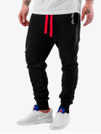Just Rhyse Pantalone ginnico Big Pocket Tech nero