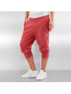 Just Rhyse Pantalone ginnico Harem rosso