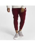 Just Rhyse Pantalone ginnico Chilkat rosso