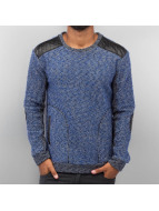 PU Sweatshirt Blue...