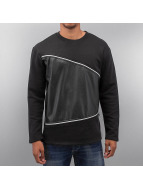 Just Rhyse Pullover Tion black