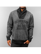 Just Rhyse Pullover California Beach black