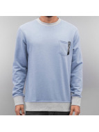 Just Rhyse Pullover Big Lake blau