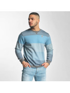 Just Rhyse Pullover Seaside blau