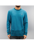 Just Rhyse Pullover Ozean blue