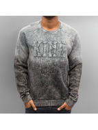 Just Rhyse Pullover King grau
