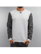 Just Rhyse Pullover York grau