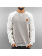 Just Rhyse Pullover Mr. Raglan grau