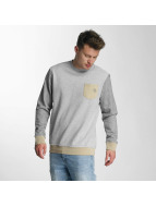 Just Rhyse Pullover Old Harbor grau
