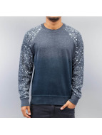 Just Rhyse Pullover Paint Splatter gray