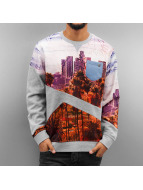 Just Rhyse Pullover Sunnyvale gris