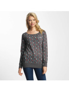 Just Rhyse Pullover Christmas Tree gris