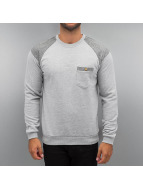 Pullover Light Grey Mela...