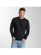 Just Rhyse Pullover Knit noir