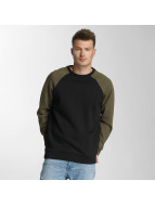 Just Rhyse Pullover Contras noir