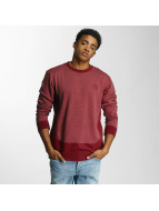Just Rhyse Pullover Brevik rouge