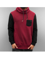 Just Rhyse Pullover Turtleneck rouge