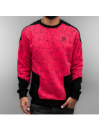 Just Rhyse Pullover Spider rouge