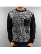 Just Rhyse Pullover *B-Ware* Virtuous Pullover Black schwarz