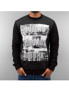 Just Rhyse Pullover Queens Brooklyn Bronx schwarz