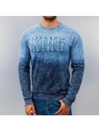 Just Rhyse Pullover King turquoise
