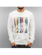 Just Rhyse Pullover Palm Springs white