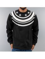 Just Rhyse Stars Sweatshirt Black