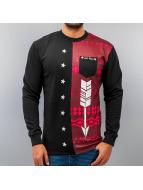 Just Rhyse Indian Sweatshirt Black