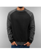 Raglan Sweatshirt Black/...
