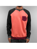 Raglan Sweatshirt Red/Da...