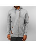 Rollneck Jacket Grey Mel...