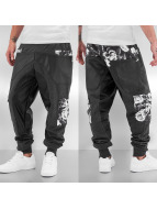 Rose Sweat Pants Black...