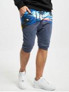 Just Rhyse Shorts Palms bleu