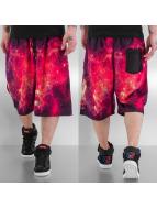 Just Rhyse Shorts Galaxy bunt