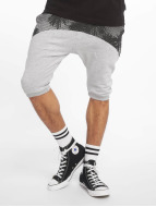 Just Rhyse Shorts Palms gris