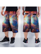 Just Rhyse Shorts Galaxy multicolore