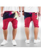 Just Rhyse shorts Gino rood