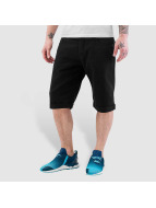 Just Rhyse Shorts Blank schwarz
